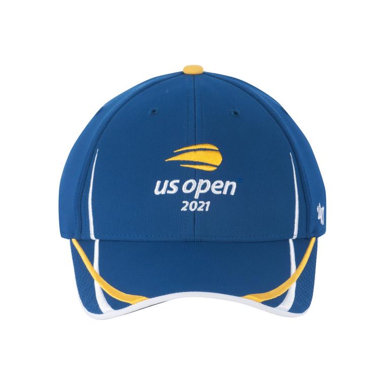 US Open Men's Sparrow Hawk MVP Adjustable Hat - Blue