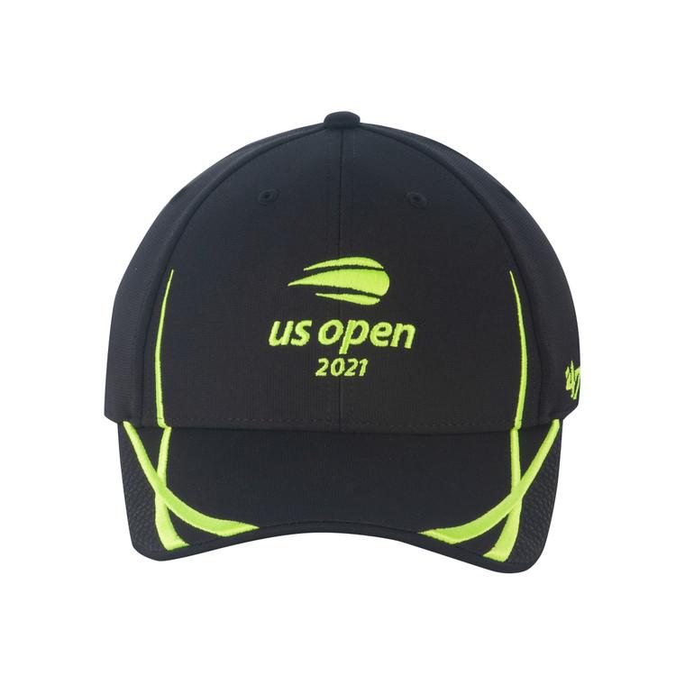 US Open Men's Sparrow Hawk MVP Adjustable Hat - Black