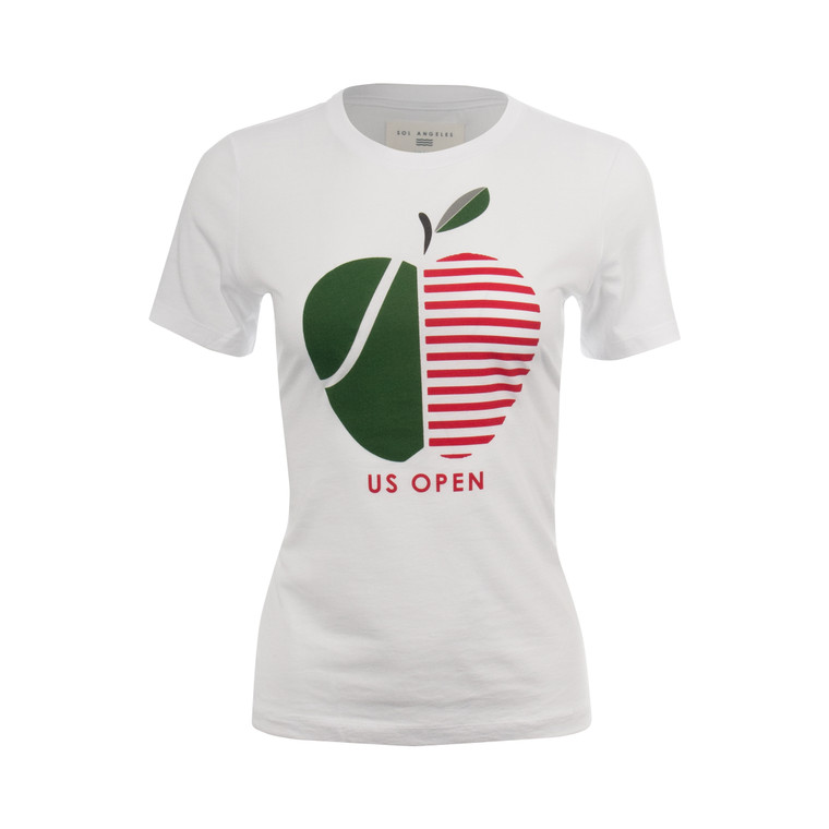 US Open Women's Sol Angeles Apple T-Shirt