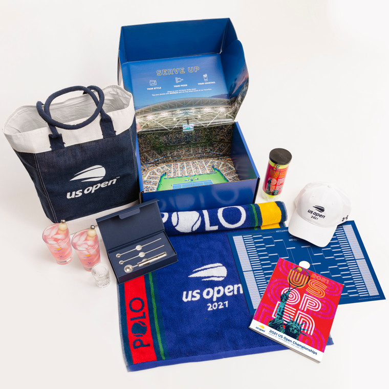 US Open 2021 At-Home Suite