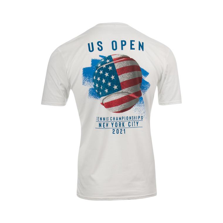 US Open Flag Ball T-Shirt