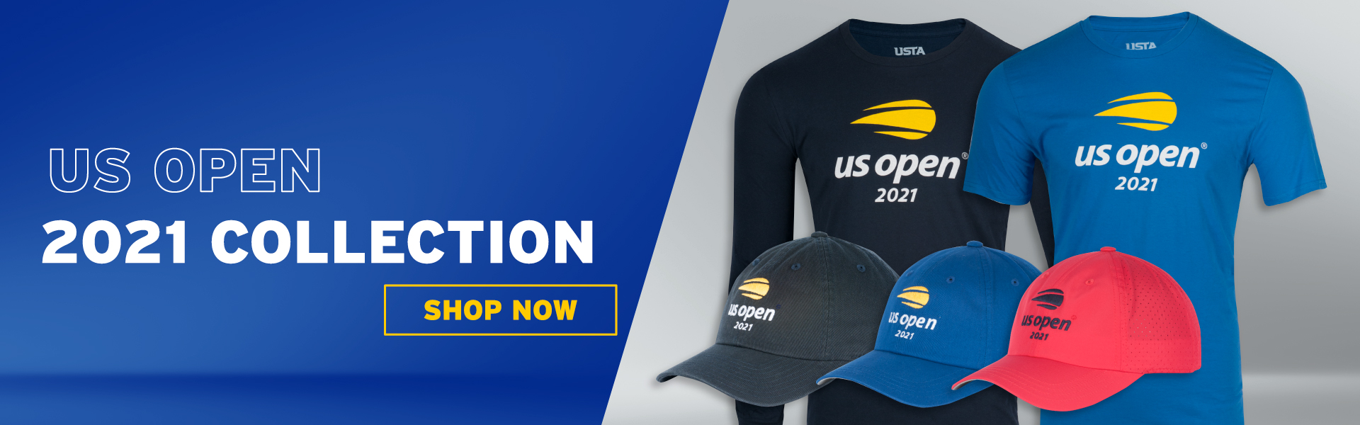 Shop the 2021 US Open Collection