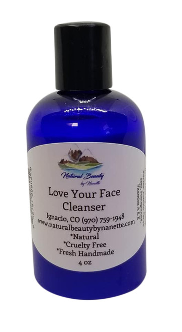 Love Your Face Cleanser