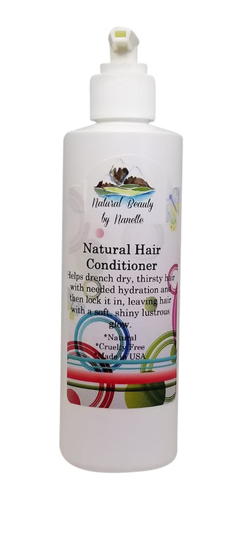 Natural Hair Conditioner