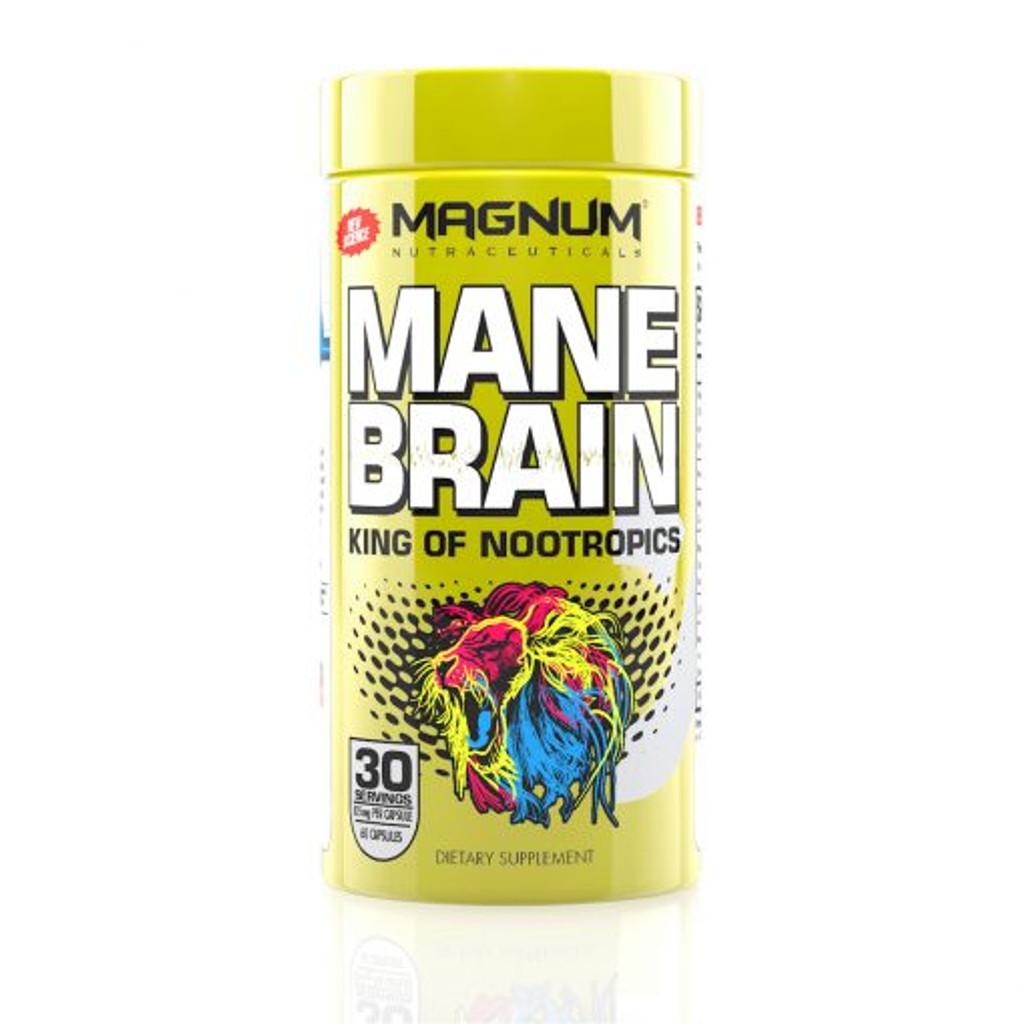 Magnum Nutracueticals - MANE BRAIN