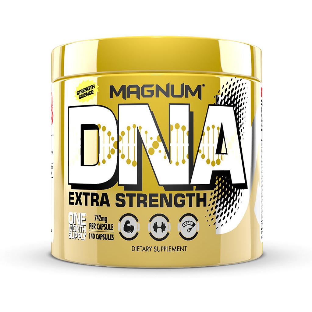 Magnum Nutraceuticals - DNA