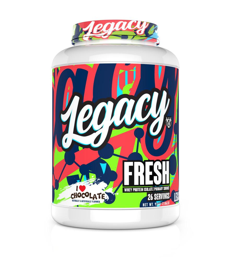 Legacy- FRESH Whey Protein 2lb