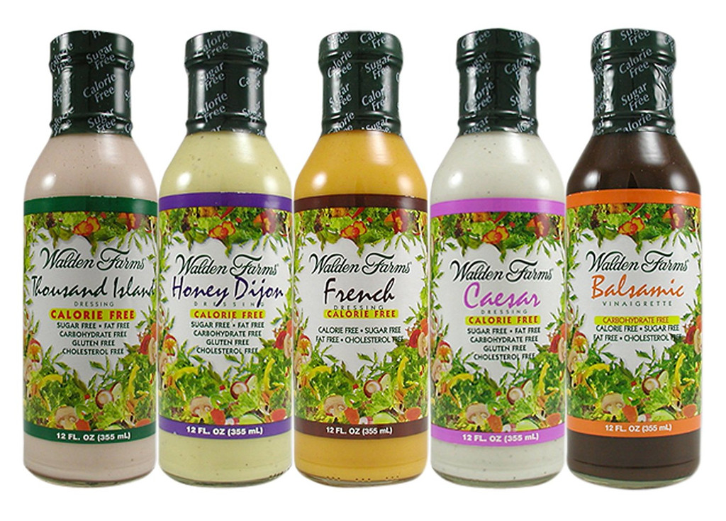Walden Farms- Salad Dressing