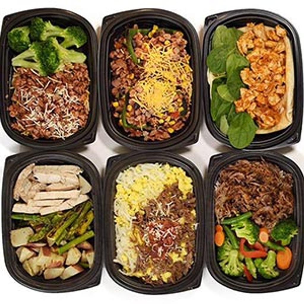 Clean Eatz- Meals (Case of 10 Meals)