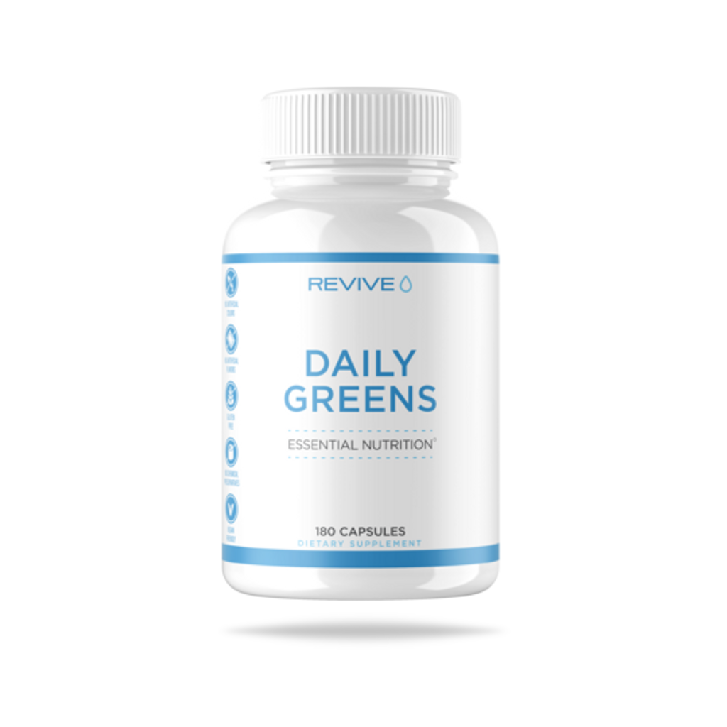 Daily Greens (capsules)