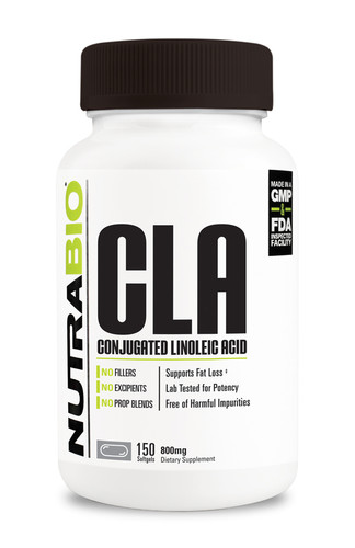 NUTRABIO - CLA 800mg 150 Softgels