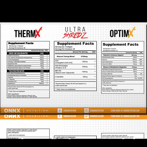 ONNX- OptiShred Kit