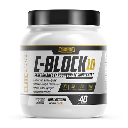 Condemned Labz- C-Block 10, 40/servings