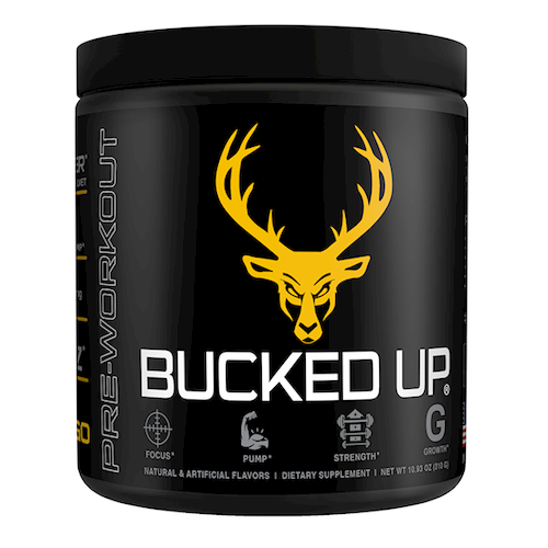 Bucked Up- Pre Workout
