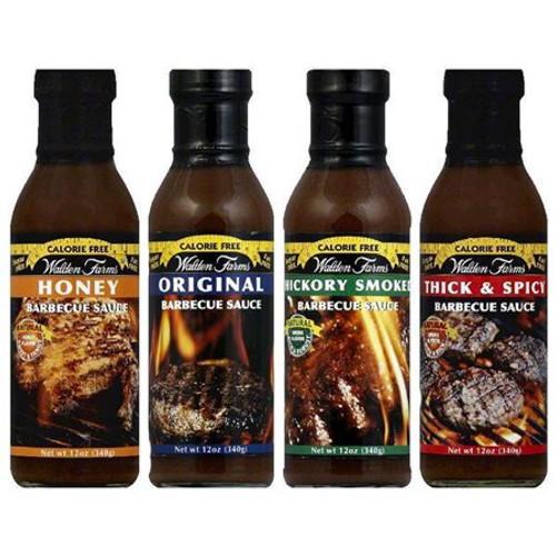Walden Farms- BBQ Sauce