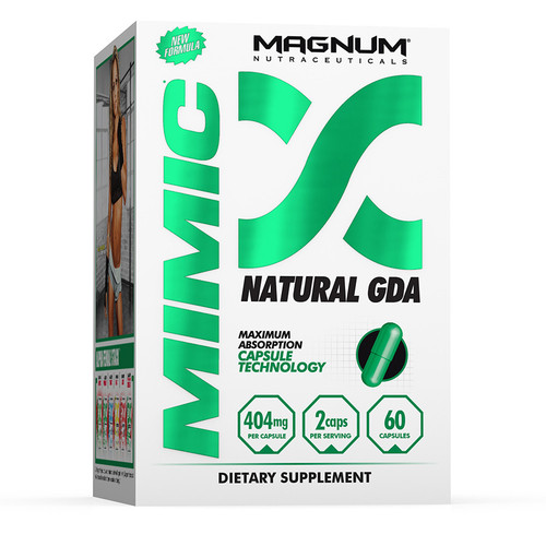 Magnum Nutraceuticals- Mimic