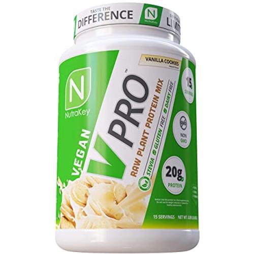 Nutrakey- V-Pro Vegan Protein 2lb