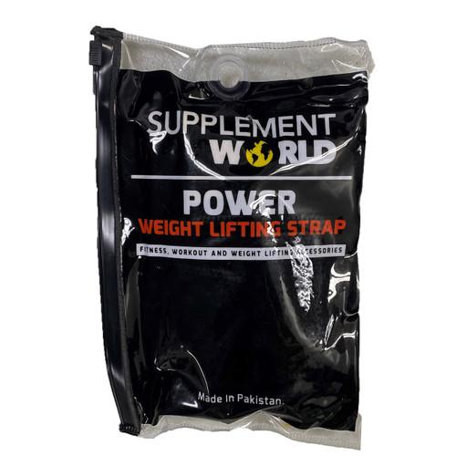 Lifting Wrist Straps- SW Branded