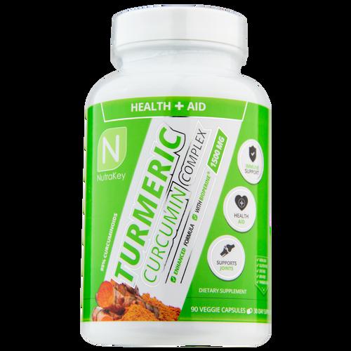 Nutrakey - Tumeric Curcumin