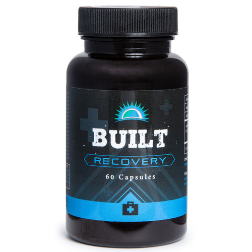 WK Supplements - Built Recovery PCT