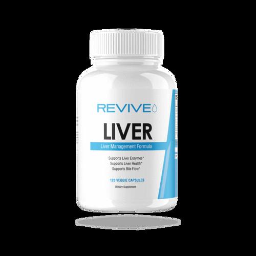 Liver - 120 Veggie Capsules