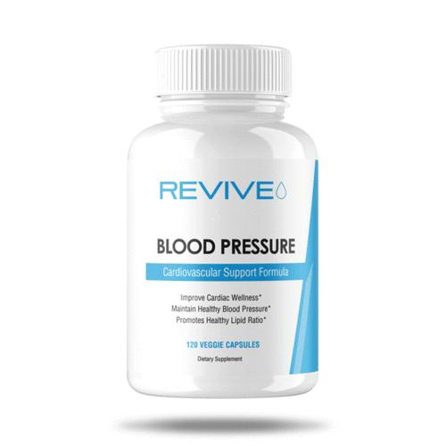 Blood Pressure - 120 Veggie Capsules