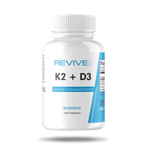 K2 + D3 - 60 capsules