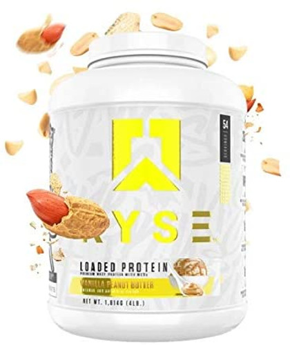 Loaded Protein 4lb