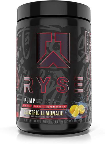 Project: Blackout Pump Electric Lemonade