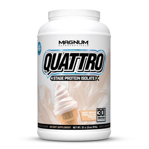 Magnum- Quattro Protein 2lb