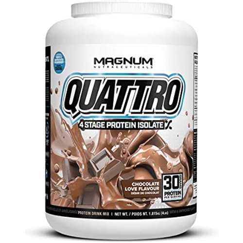 Magnum- Quattro Protein 4lb