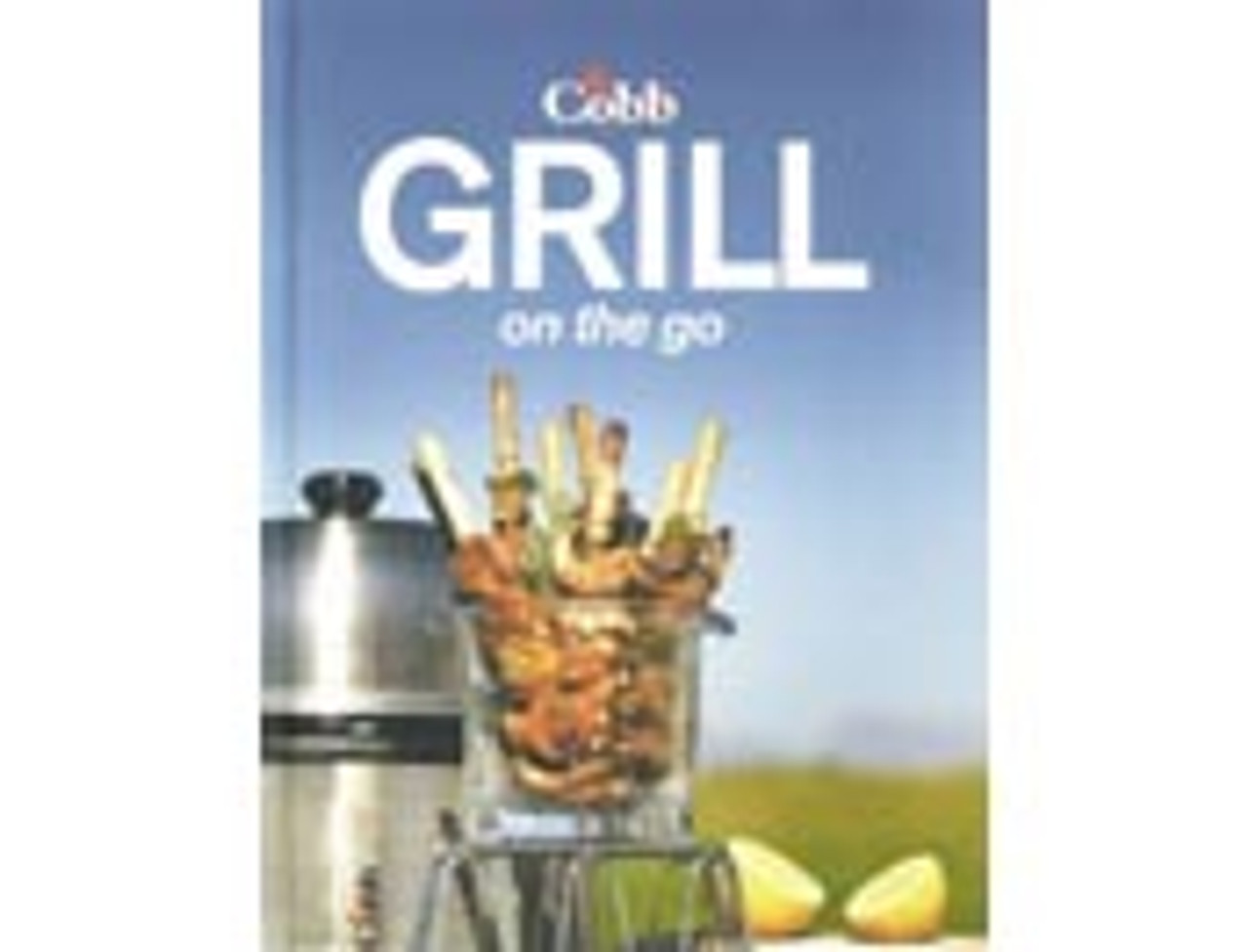 Grill on the Go recipe book