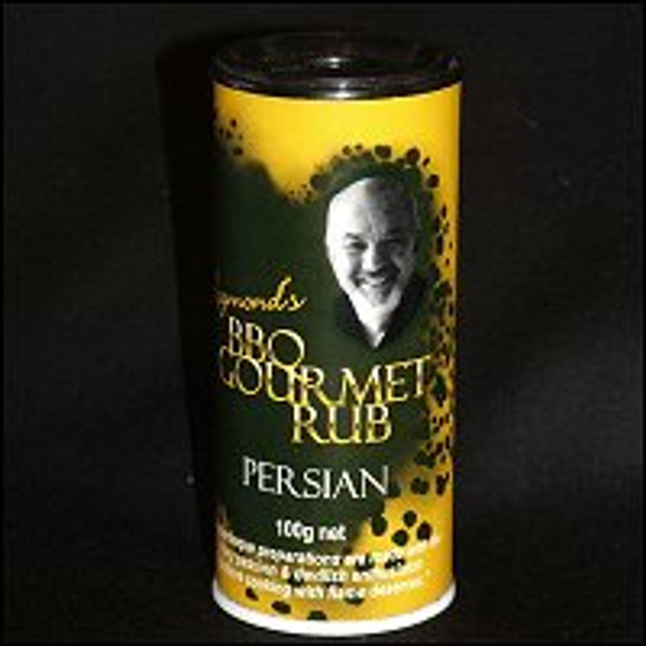 BBQ Gourmet Persian Rub - 100g shaker