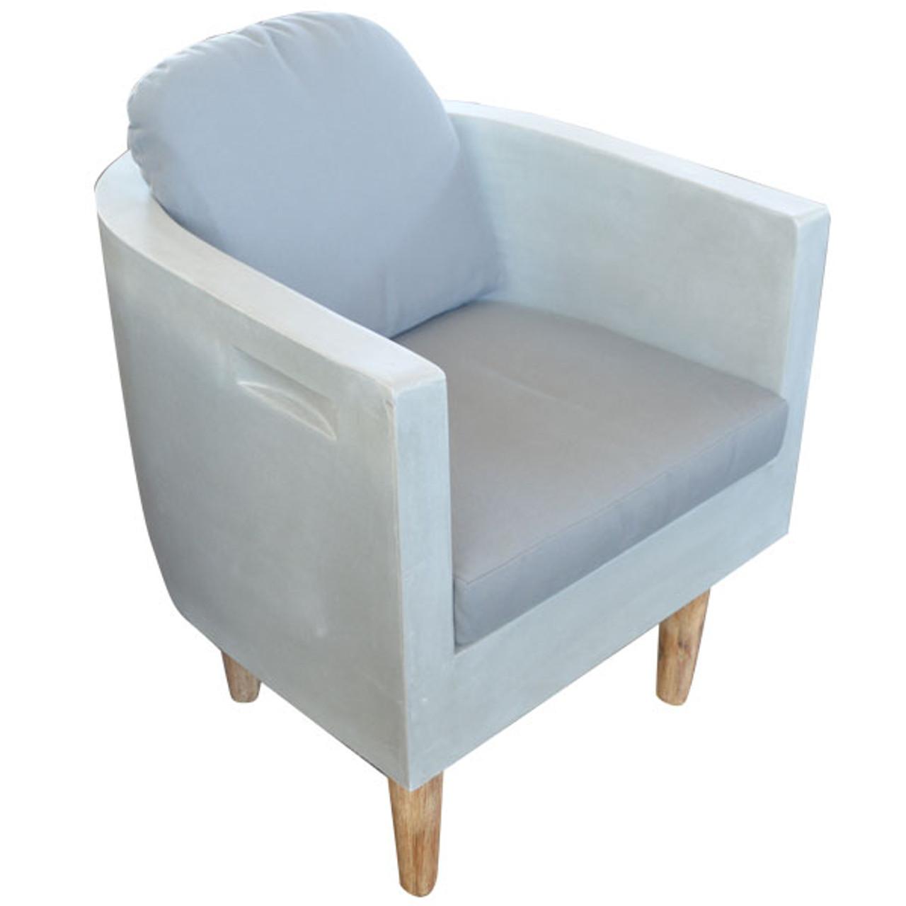 Fibre Stone Chair