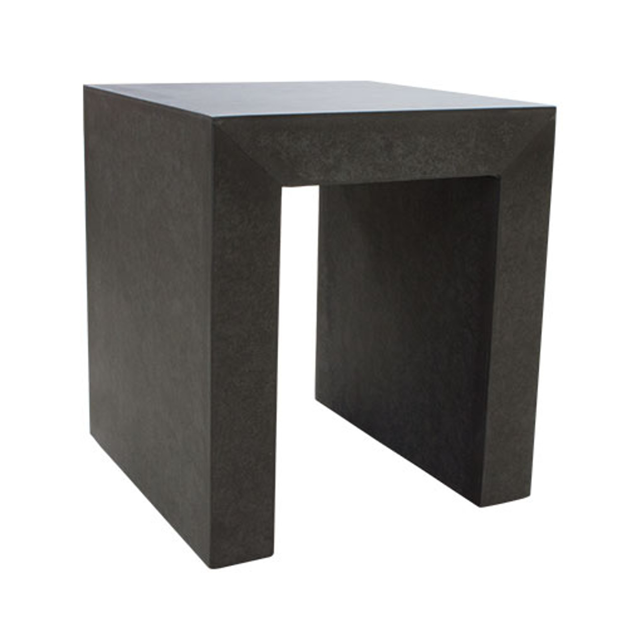 Cemento Stool/Side Table