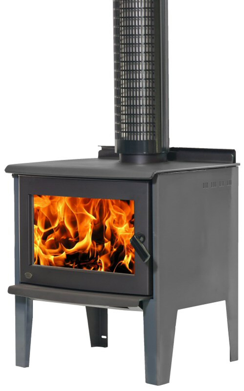 Yunca Monte Leg Wood Burner