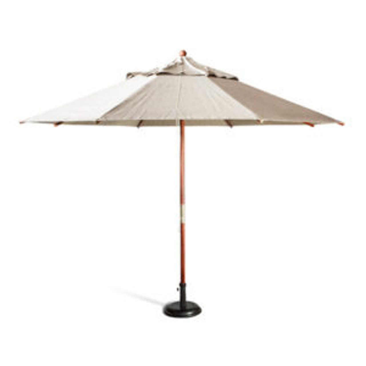 Lethaby 2M Market Umbrella - Wooden Frame with  Planosol Shade