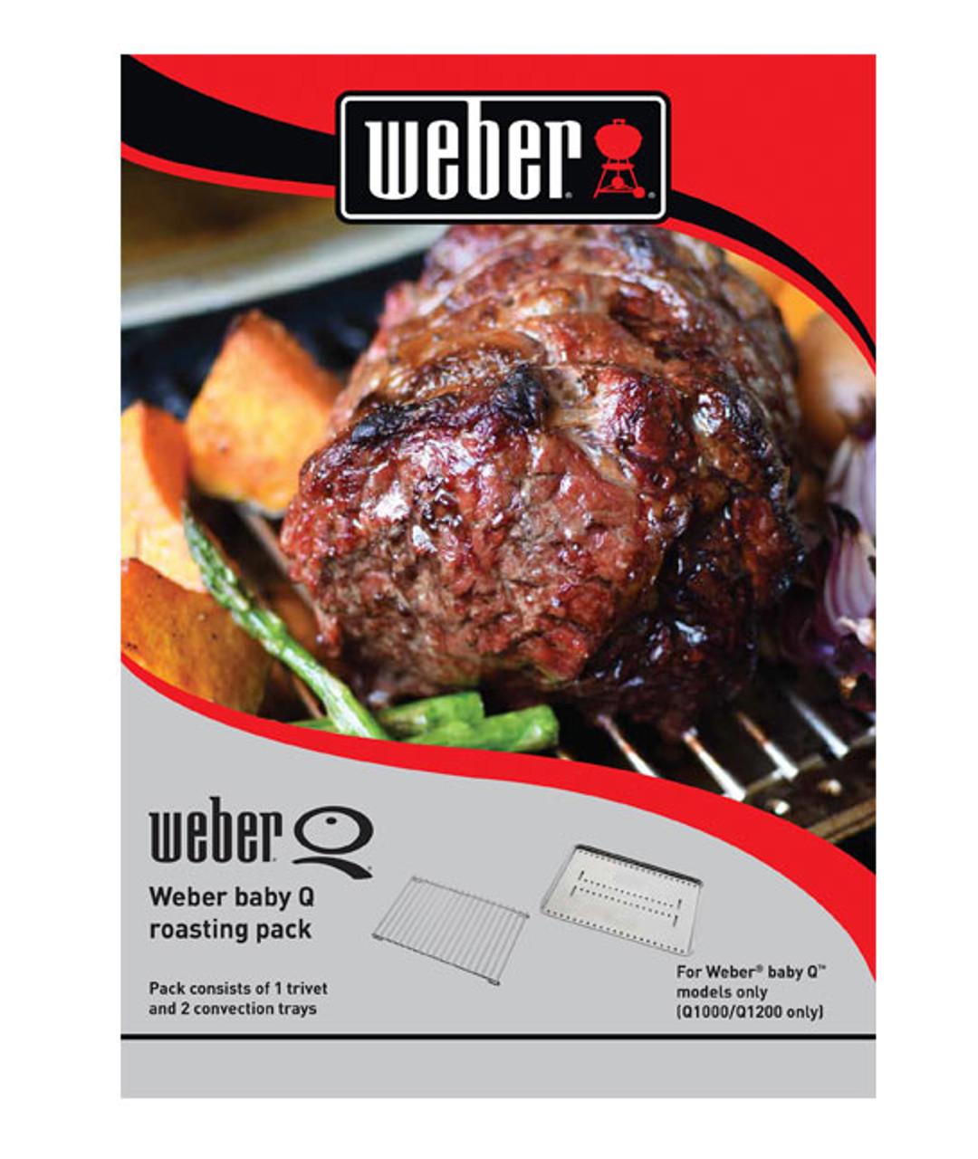 Weber® baby Q™ Roasting Pack