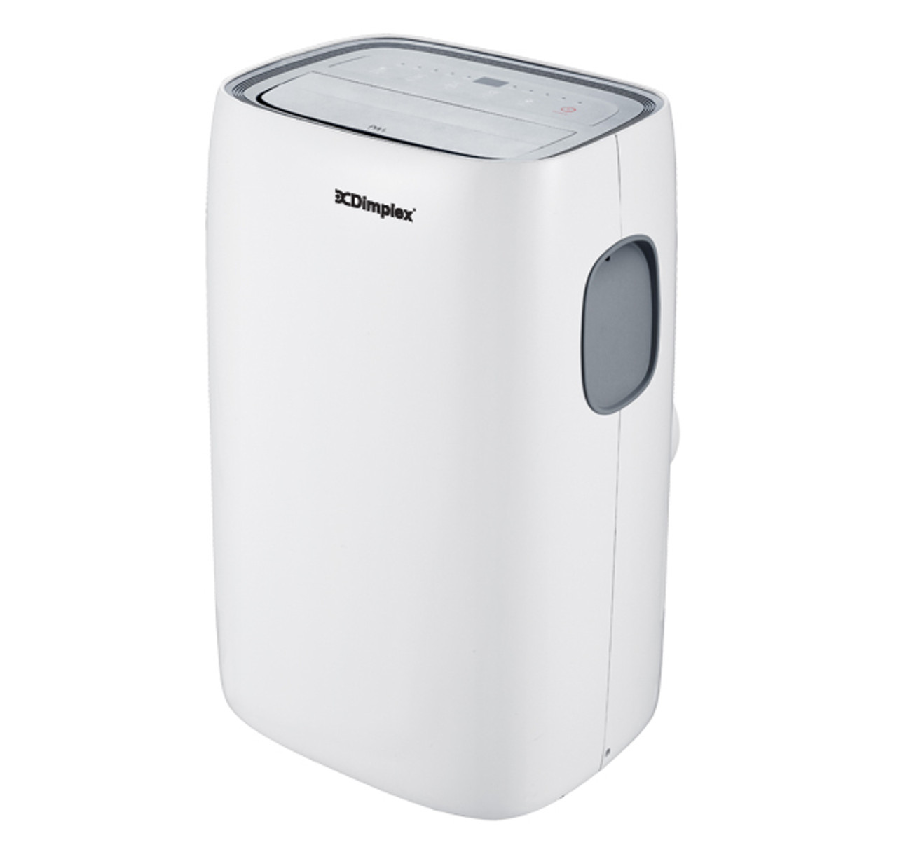 4kW Grey Reverse Cycle Portable Air Conditioner with Dehumidifier