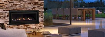 Escea DL1100 High Efficiency Gas Fireplace