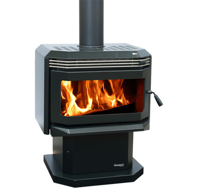Masport Hestia Freestanding Wood Fire