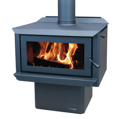 Masport Heartland Freestanding Radiant Wood Burner