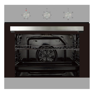 PARMCO600mm  76Litre Oven, 5 Function, Stainless Steel