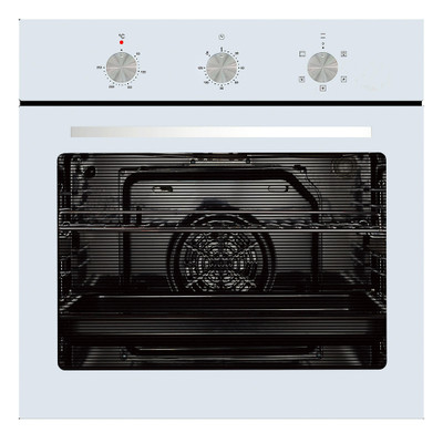 PARMCO 600mm 76Litre Oven, 5 Function, White