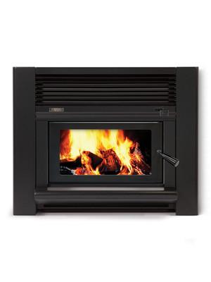 Metro LTD Insert Firebox / Trend Fascia VE Gloss Blk