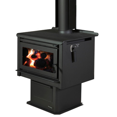 Masport Rakaia ultra low emission burner right