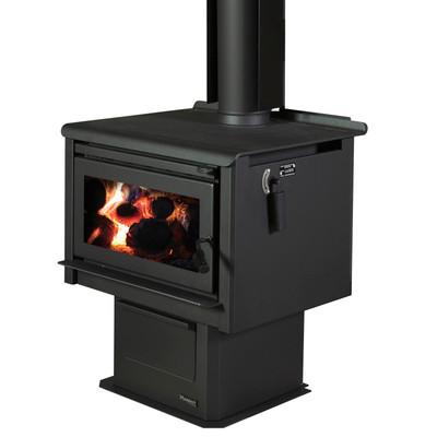 Masport Rakaia ultra low emission burner right
