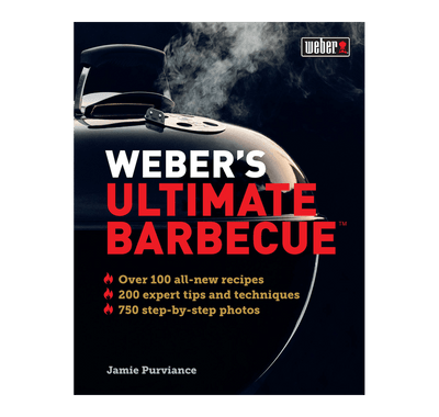Webers Ultimate Barbecue Cookbook
