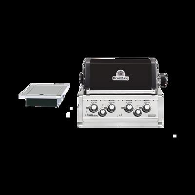 Broil King Imperial 490 Inbuilt BBQ