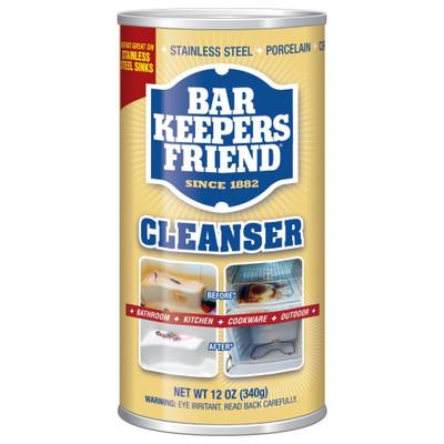 Bar Keepers Friend Cleanser 340g